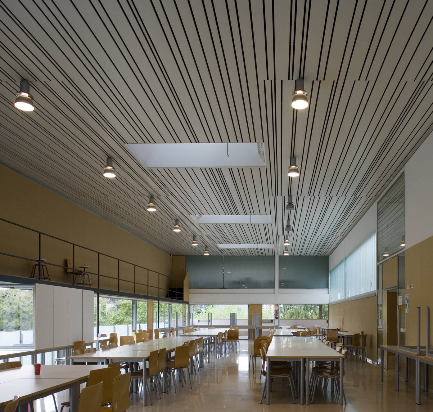 Modular Metal Ceilings Vinayak Fenster Systems